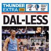 Game 3: Thunder-Mavericks, May 4, 2012