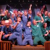 """The men of Kappa Sigma Tau took second place in Oklahoma Christian University\'s Spring Sing. The """"Doctors"""" were directed by Kyler Erwin and Brett Worsham. Community Photo By: Nathan Kelly Submitted By: Allison, Edmond"""