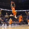 OSU\'s James Anderson (23) drives to the basket during the second half of the college basketball game between Oklahoma State University (OSU) and La Salle University in the All College Basketball Classic at the Ford Center on Monday, Dec. 21, 2009, in Oklahoma City, Okla. Photo by Chris Landsberger, The Oklahoman ORG XMIT: KOD