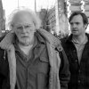 """This image released by Paramount Pictures shows Bruce Dern as Woody Grant, left, and Will Forte as David Grant in a scene from the film """"Nebraska."""" The film was nominated for an Academy Award for best picture on Thursday, Jan. 16, 2014. The 86th Academy Awards will be held on March 2. (AP Photo/Paramount Pictures)"""