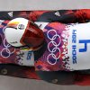 Photo - The doubles team of Tobias Arlt and Tobias Wendl of Germany speed down the track in their final run during the men's doubles luge at the 2014 Winter Olympics, Wednesday, Feb. 12, 2014, in Krasnaya Polyana, Russia. (AP Photo/Michael Sohn)