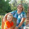 Lori Wathen and her 9-year-old son, Reis. Photo by Steven Maupin, for The Oklahoman. Steven Maupin