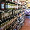 Photo - Aisles at Lovera's Italian Market are stocked with house-made products and imports from Italy. <strong>Dave Cathey - The Oklahoman</strong>
