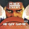 Photo - ALBUM COVER GRAPHIC: Public Enemy - He Got Game