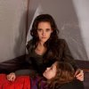 Photo - FILE - This file film image provided by Summit Entertainment shows actresses Mackenzie Foy, foreground, and Kristen Stewart in a scene from