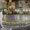 Photo -   ADVANCE FOR USE SUNDAY, NOV. 18, 2012 AND THEREAFTER - FILE - In this Tuesday, Dec. 15, 2009 file photo, workers walk around Reactor 2 at the Ignalina Nuclear Power Plant in Visaginas, Lithuania, two weeks before the facility was decommissioned. Fuel remains in the reactor core three years after it was shut down due to delays in building a nearby temporary storage facility, raising safety concerns among European officials. The problems have prompted threats from the European Union to sever funding and raising concerns that the facility will be around for years, possibly decades, longer than planned. Europe is learning the hard way that it's one thing to kill a nuclear power station; getting rid of the body is much harder. (AP Photo/Mindaugas Kulbis)