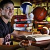 Photo - Scholar athlete David Glidden of Mustang High School poses for a photo at Heritage Hall Library on Tuesday, June 14, 2011, in Oklahoma City, Okla. Photo by Chris Landsberger, The Oklahoman ORG XMIT: KOD