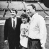 1987: Switzer and Jimmy Johnson In this photo from late December 1987, Switzer and Jimmy Johnson pose for a photo with Switzer\'s daughter, Kathy. PHOTO BY DAVID McDANIEL, The Oklahoman Archive