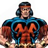 Photo - Thunderbird was also an American Indian superhero for Marvel Comics. ORG XMIT: 0803052158598381