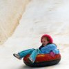Sophie Jordan (6) liked snow tubing even though it does not look like it here. Community Photo By: Gina Jordan Kishur Submitted By: Gina Jordan, Oklahoma City