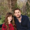 Photo -  Alexis Bledel and Zachary Levi  Photo credit: Erik Heinila