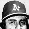 MAJOR LEAGUE BASEBALL PLAYER / OAKLAND A\'S: Rollie Fingers (Published 2/13/1974 in The Daily Oklahoman)