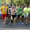 Photo -  Runners begin the 5k to Monet run last year in downtown Edmond. Photo by Paul Hellstern, The Oklahoman Archives  <strong>PAUL HELLSTERN -   </strong>