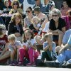 Mustang residents watch a parade during the Mustang Western Days celebration in Mustang, OK, Saturday, September 8, 2012, By Paul Hellstern, The Oklahoman