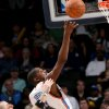 Oklahoma City\'s Kevin Durant puts up a shot in front of Orlando\'s defense during the NBA basketball game between the Orlando Magic and the Oklahoma City Thunder at the Ford Center in Oklahoma City, on Sunday, Nov. 8, 2009. The Thunder beat the Magic 102-74. By John Clanton, The Oklahoman