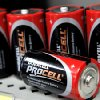 \'D\' cell batteries for flashlights were in high demand and becoming short in supply at BatteriesPlus at NW 63 and May Ave. Thursday, Jan. 28, 2010. Photo by Jim Beckel, The Oklahoman