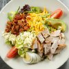 Urban BBQ\'s version of the Cobb Salad in Oklahoam City, Friday, Feb. 17, 2012. Photo by Bryan Terry, The Oklahoman
