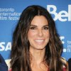 "Actress Sandra Bullock attends the press conference for ""Gravity"" on day 5 of the 2013 Toronto International Film Festival at the TIFF Bell Lightbox on Monday, Sept. 9, 2013 in Toronto. (Photo by Evan Agostini/Invision/AP) ORG XMIT: TOEA103"