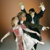Cast of Ballet Oklahoma\'s Production of Frankenstein Stephanie Foraker, Jacob Sparso and Wei Wu in Oklahoma City, Friday, Oct. 12, 2007. By STEVE GOOCH, The Oklahoman