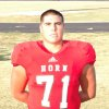 Photo - Mesquite Horn's Jonathan Alvarez, who has given an oral commitment to Oklahoma.  10/2013 10082013xSPORTS
