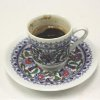 Photo - Authentic Turkish coffee served to guests at the Turkish Rain Drop House in Oklahoma City.  STAFF PHOTO BY DAVID CHRISTOPHER