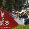 Photo - Tiger Woods from  the U.S. tees off on the 6th hole during the second round of Abu Dhabi Golf Championship in Abu Dhabi, United Arab Emirates, Friday, Jan. 18, 2013. (AP Photo/Kamran Jebreili)