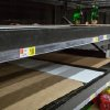 Photo - Supermarket shelves which contained bottled water stand empty as residents stock up on drinking water across Kanawha County (W.Va.) in Charleston, W.Va. on Saturday, Jan. 11, 2014. Coal processing chemicals from Freedom Industries spilled into the Elk River on Thursday. A handful of people have been hospitalized since the spill. Residents were asked to use their water only for flushing toilets. The West Virginia National Guard was sent to distribute fresh water in the area. (AP Photo Michael Switzer)