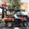 OSU Mascot Pistol Pete participates in the Oklahoma State Cowboy\'s homecoming parade in downtown Stillwater, OK, Saturday, Oct. 29, 2011. By Paul Hellstern, The Oklahoman