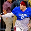 OU Football: Baker Mayfield busts a move ... again