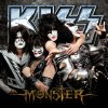 This CD cover released by UMe shows the latest release by KISS,
