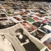 Photographer Amy Pierce has a collection of photos at her studio that turned up after Monday\'s tornado in Moore. Pierce found most of the photos among storm debris. She will keep the photos at her studio for storm victims to view and claim. PHOTO PROVIDED BY AMY PIERCE