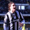 Juventus\' forward Alessandro Matri reacts after scoring during a Serie A soccer match against Chievo Verona at the Bentegodi stadium in Verona, Italy, Sunday, Feb. 3, 2013. (AP Photo/Felice Calabro\')