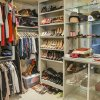 A clean and well-organized closet can take the stress out of getting dressed. Photo by Chris Landsberger, The Oklahoman. CHRIS LANDSBERGER