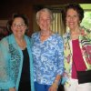 Gayle Semtner, Kris Frankfurt and Susie Nelson. (Photo by Helen Ford Wallace).