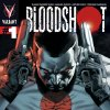 """Bloodshot"" issue No. 1. Valiant Comics."