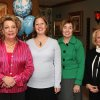 Barbara Beeler, Jennie Lewis, Bette MacKellar, Linda Reece. PHOTO BY DAVID FAYTINGER, FOR THE OKLAHOMAN