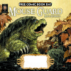 The cover to the Mouse Guard/Fraggle Rock Free Comic Book Day issue from Archaia. PHOTO PROVIDED BY ARCHAIA ORG XMIT: 1003041547200644