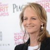 Photo - Actress Helen Hunt arrives at the Independent Spirit Awards on Saturday, Feb. 23, 2013, in Santa Monica, Calif.  (Photo by Jordan Strauss/Invision/AP)