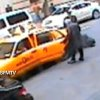 Photo -   In this image made from surveillance video obtained by France's BFM television and publicly aired for the first time Thursday, Dec. 8, 2011, Dominique Strauss-Kahn gets into a taxi cab in New York on May 14, 2011. BFM said this took place about 20 minutes after the alleged May 14 assault of hotel maid, Nafissatou Diallo. (AP Photo)