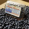 Photo -  Blueberries from Broken Arrow's Thunderbird Berry Farm are perfect for a Fourth of July pie. Photo by Nate Billings, The Oklahoman   NATE BILLINGS -