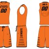 Photo - OSU's new basketball uniforms. PROVIDED BY OSU
