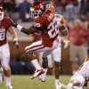 Oklahoma\'s Roy Finch (22) runs during the college football game between the University of Oklahoma Sooners (OU) and Florida A&M Rattlers at Gaylord Family—Oklahoma Memorial Stadium in Norman, Okla., Saturday, Sept. 8, 2012. Photo by Bryan Terry, The Oklahoman