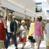 Shoppers take advantage of the tax-free weekend as they fill the aisles of the Sooner Fashion Mall in Norman, OK, Friday, Aug. 1, 2008. BY PAUL HELLSTERN, THE OKLAHOMAN