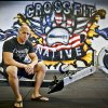 Owner Kirk Suiter poses for a photo at Crossfit Native CHRIS LANDSBERGER - CHRIS LANDSBERGER