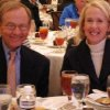 GAYLORD PRIZE....Jim and Christy Everest. (Photo by Helen Ford Wallace).