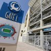 Renovations to the Cotton Bowl exterior Gate L on display to the media on Wednesday, Sept 17, 2008, in Dallas, Texas. by Chris Landsberger,The Oklahoman