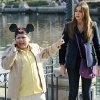 "In this publicity photo released by ABC, Rico Rodriguez, left, and Sofia Vergara are shown in a scene from ""Modern Family."