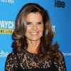 Photo - FILE - In this March 13, 2014, file photo, provided by Starpix, Maria Shriver attends the premiere of the documentary