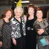 Photo -  Jane Hall, Donna Mackie, Laurel Jaworsky and Doobie Potter attend a Carpenter Square Theatre Benefit.