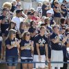 Southmoore students cheer on their team during the high school football game between Edmond North and Southmoore at Wantland Stadium in Edmond, OK, Saturday, Sept. 4, 2010. By Paul Hellstern, The Oklahoman